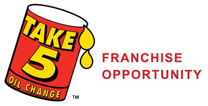 Take 5 Franchise Opportunity Logo