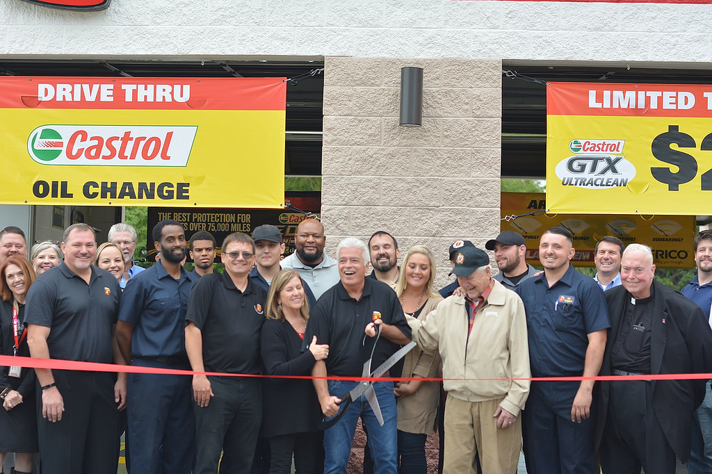 500th Store Opening